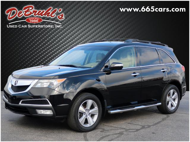 2012 Acura MDX SH-AWD w/Tech for sale by dealer