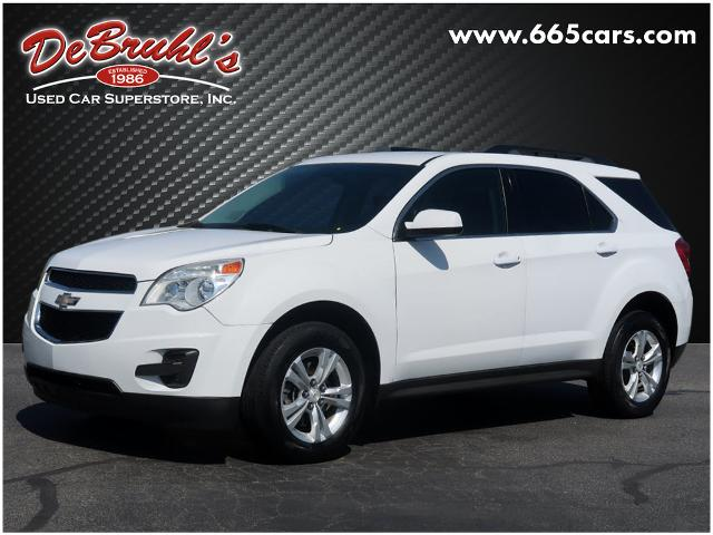 2013 Chevrolet Equinox LT for sale by dealer