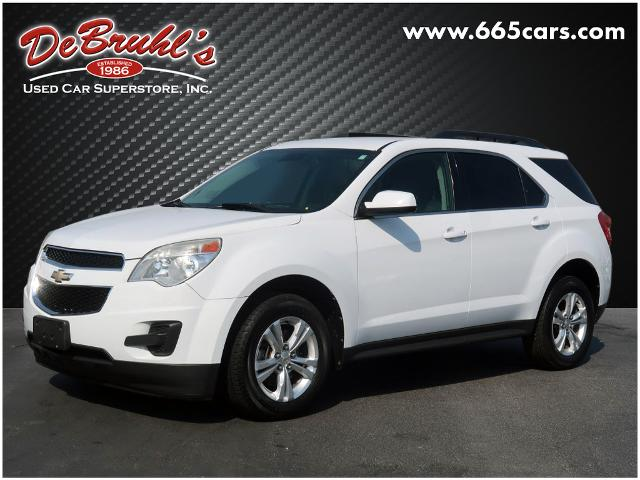 2012 Chevrolet Equinox LT for sale by dealer