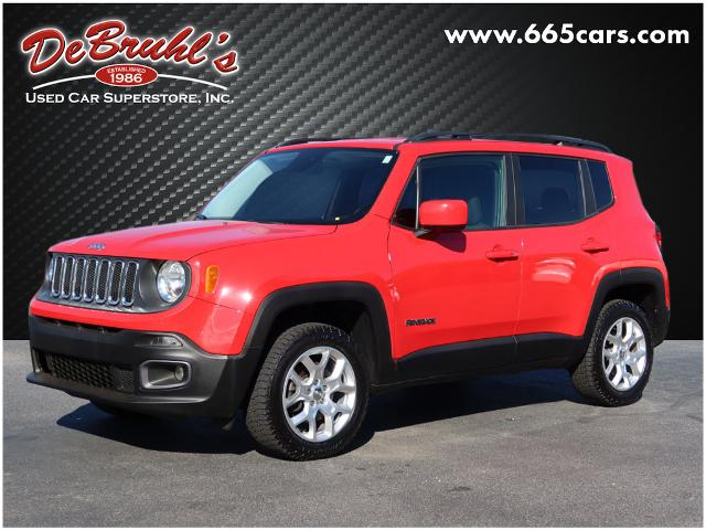 2016 Jeep Renegade Latitude for sale by dealer