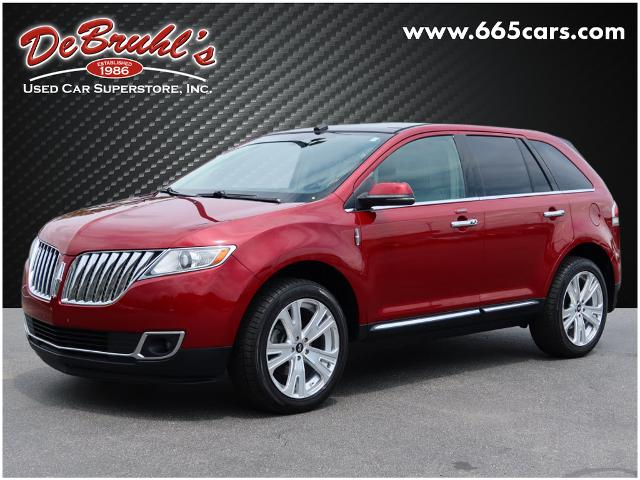 2013 Lincoln MKX AWD 4dr SUV for sale by dealer