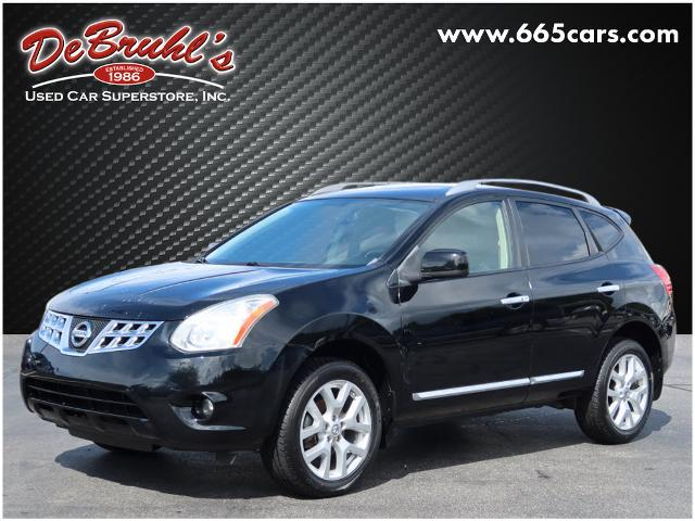 2011 Nissan Rogue SL for sale by dealer