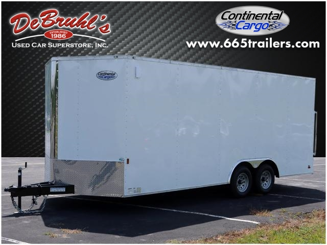 2022 Continental Cargo CC8520TA3* Cargo Trailer (New) for sale by dealer