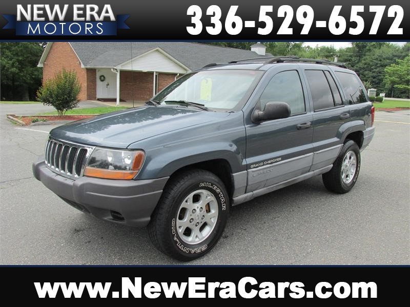 2000 Jeep Grand Cherokee Laredo Cheap! for sale by dealer