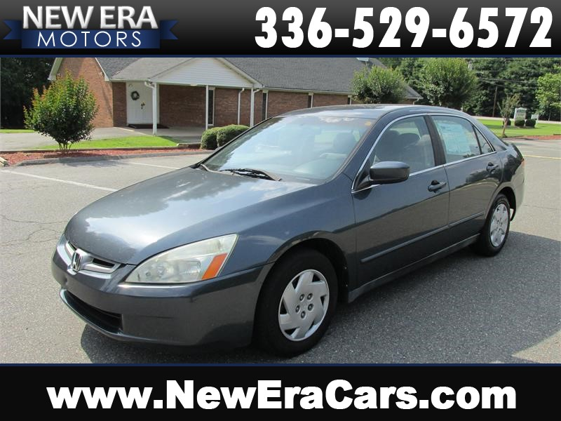 2003 Honda Accord LX Sedan CHEAP Winston Salem NC