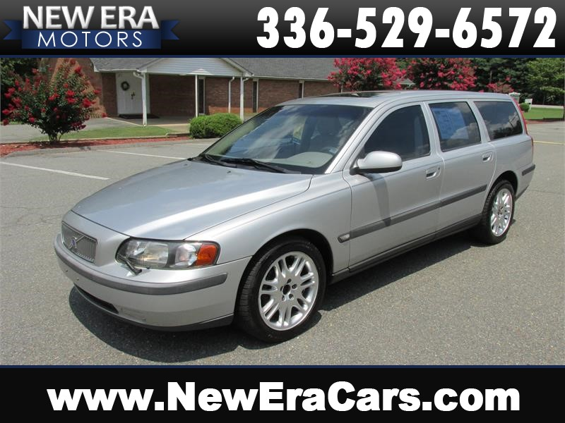 2001 Volvo V70 2.4T Leather! Clean! Cheap! for sale by dealer