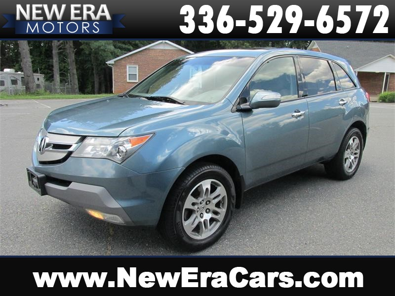 2008 Acura MDX Tech AWD! Leather! for sale by dealer