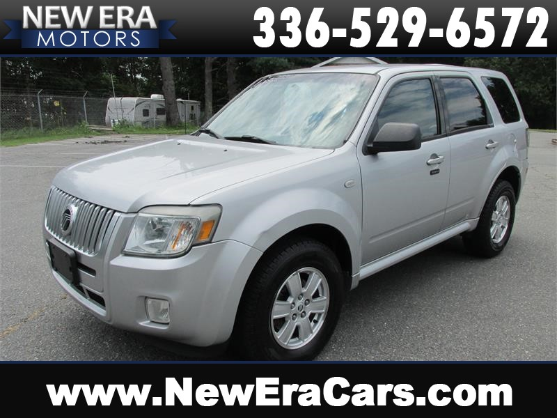 2009 Mercury Mariner V6 4WD Leather! Nice! for sale by dealer