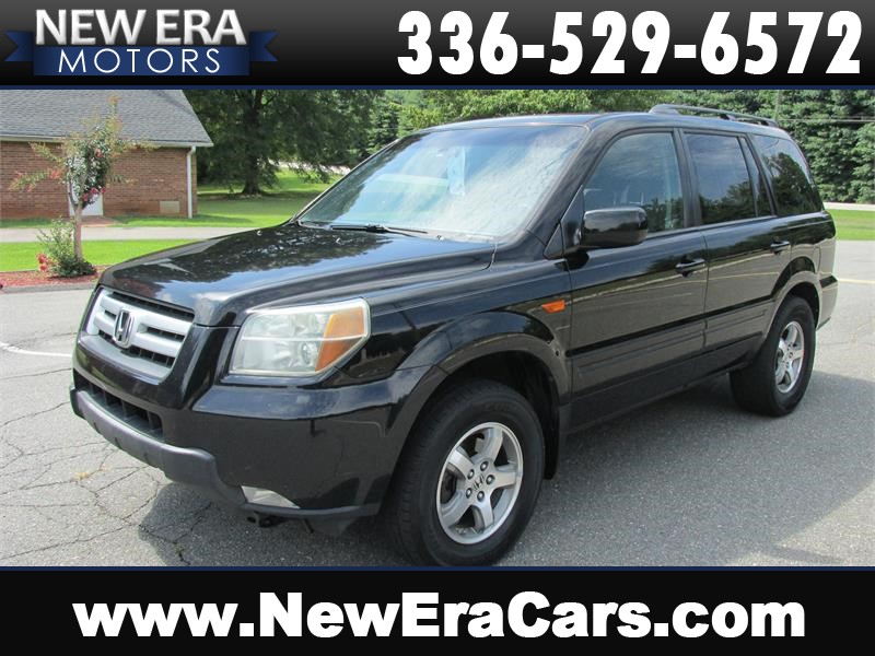2006 Honda Pilot EXL 4WD 3rd Row! Leather! for sale by dealer