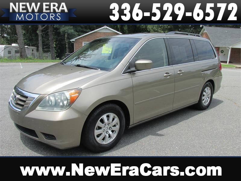 2008 Honda Odyssey EX-L DVD! Leather! Cheap! Winston Salem NC