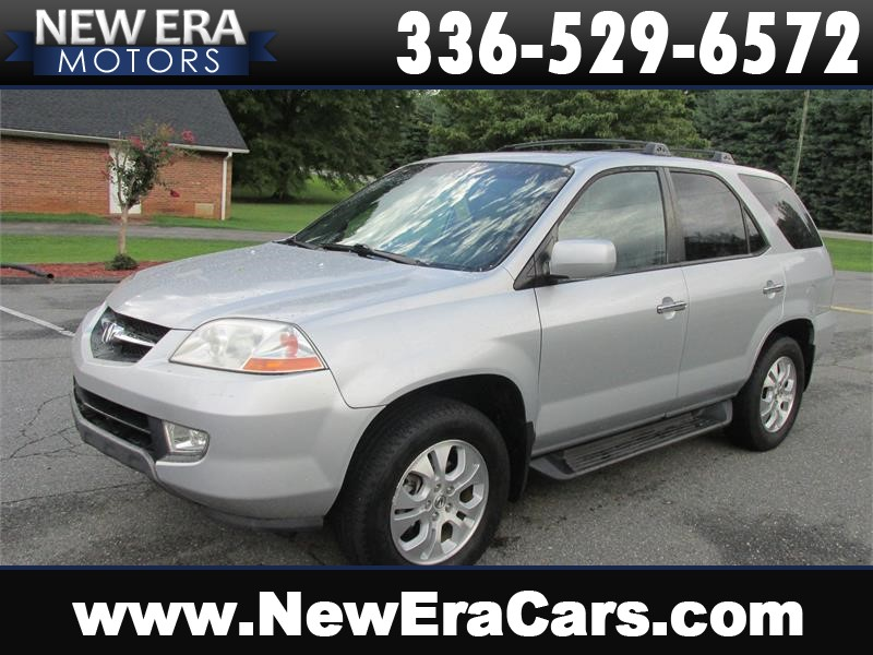 2003 Acura MDX Touring Leather! 3rd Row! Winston Salem NC