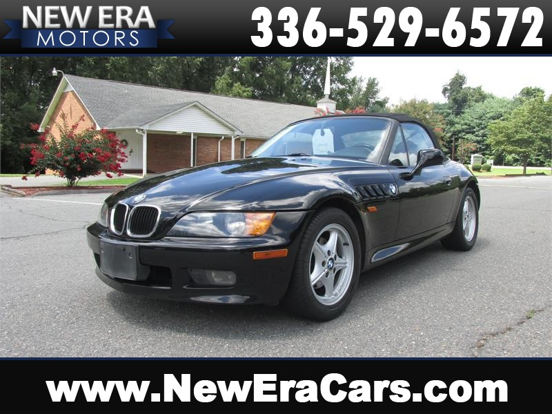1996 BMW Z3 1.9 Convertible Leather! Winston Salem NC