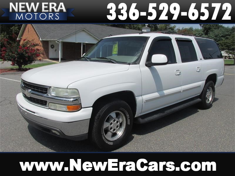 2003 Chevrolet Suburban 1500 3rd Row! Leather!! Winston Salem NC