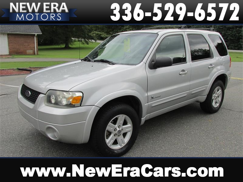 2006 Ford Escape Hybrid Clean! Nice! Winston Salem NC