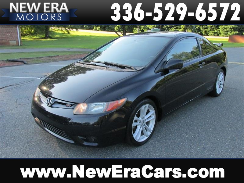 2006 Honda Civic Si 6 speed! Cheap Winston Salem NC