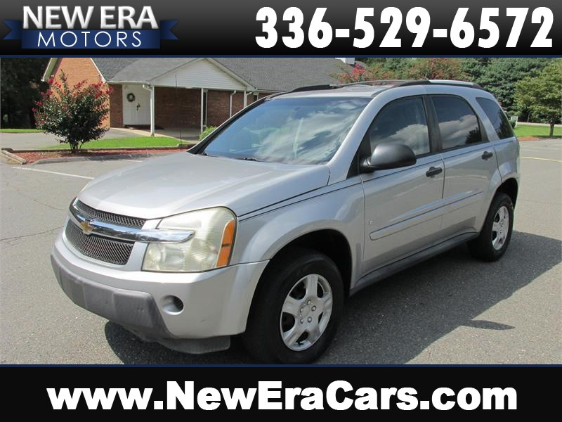 2006 Chevrolet Equinox LS Cheap! Winston Salem NC