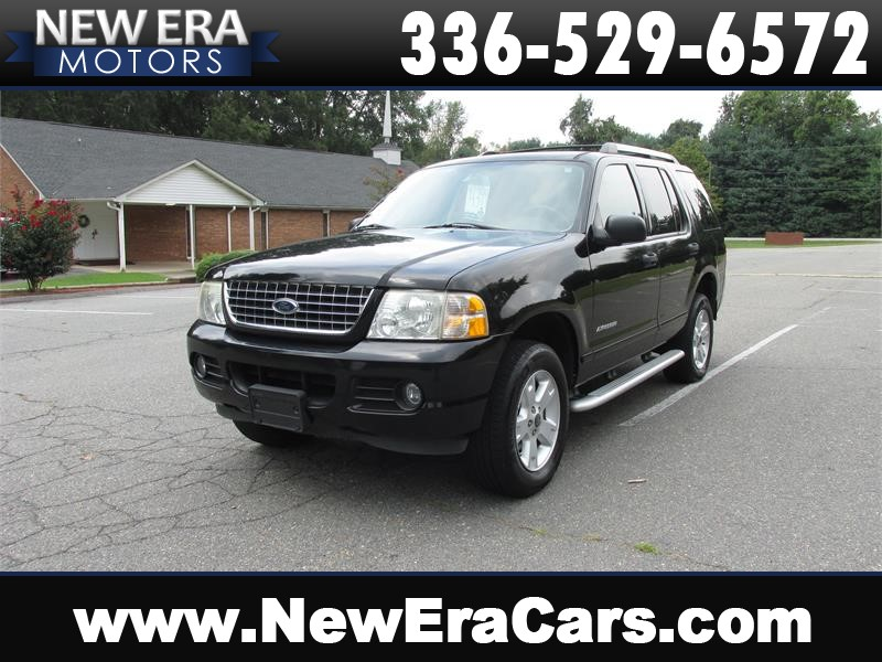 2005 Ford Explorer XLT 4WD! 3rd Row! Winston Salem NC