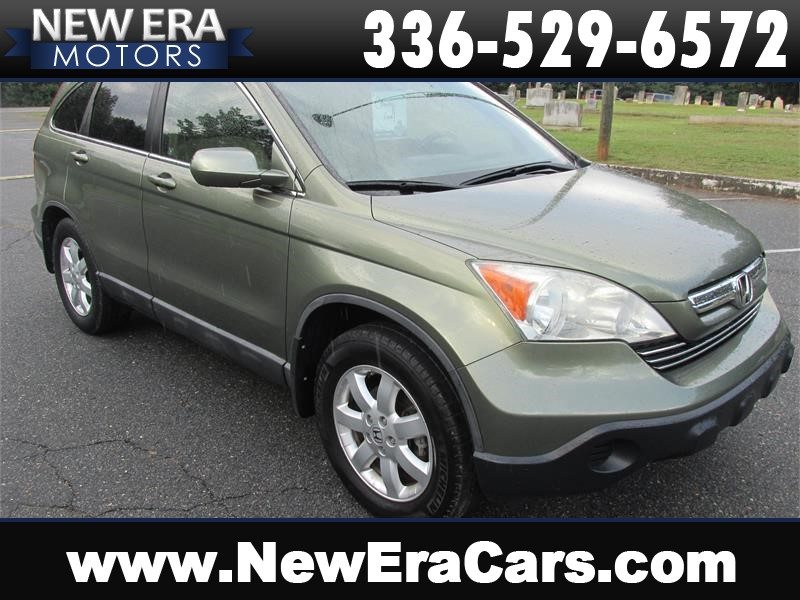 2008 Honda CR-V EX-L 4WD Leather! Cheap! Winston Salem NC