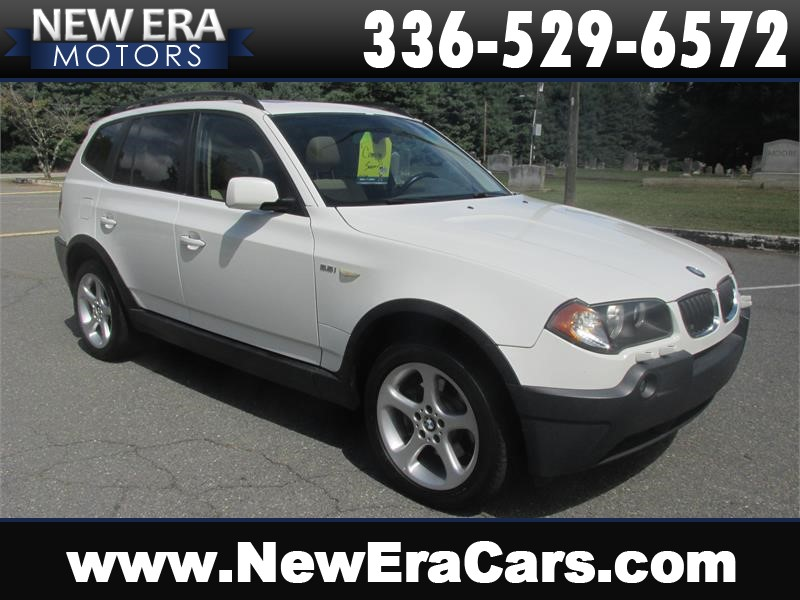 2004 BMW X3 2.5i Coming Soon! Winston Salem NC