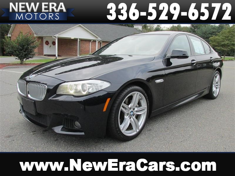 2013 BMW 5-Series 550i xDrive LOADED! NICE! CLEAN for sale by dealer