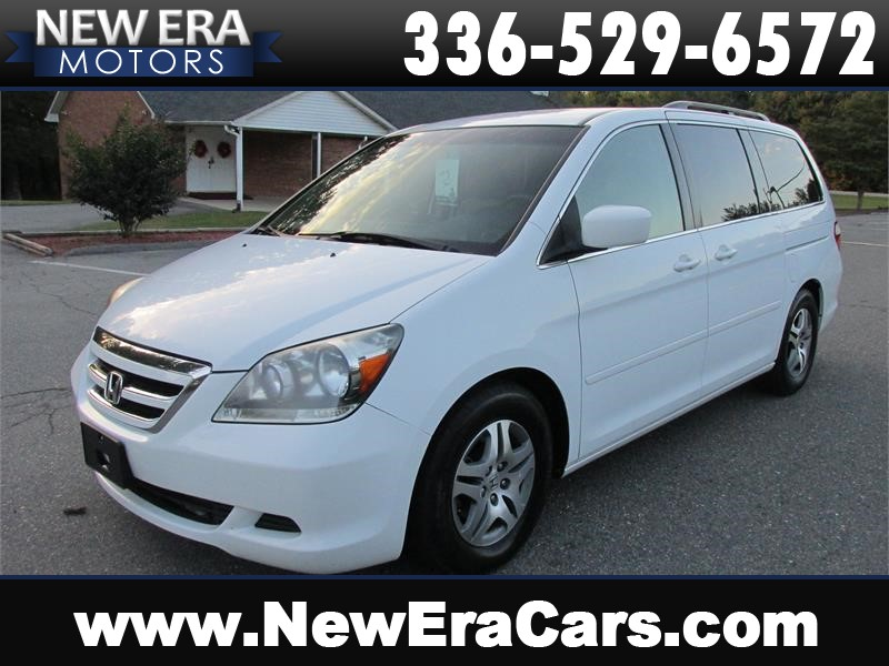 2007 Honda Odyssey EX Cheap! 1 Owner! Winston Salem NC