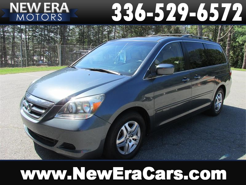 2005 Honda Odyssey EXL Leather! Cheap! Winston Salem NC