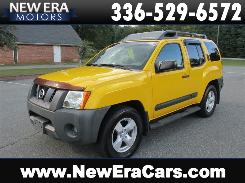 2005 Nissan Xterra S Coming Soon! for sale by dealer