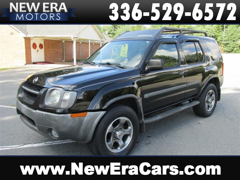 2004 Nissan Xterra SE Leather! Cheap! for sale by dealer