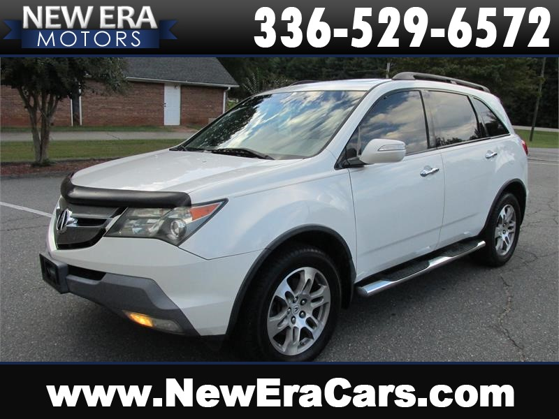 2007 Acura MDX Tech Pkg. 3rd Row! AWD! Leather! for sale by dealer