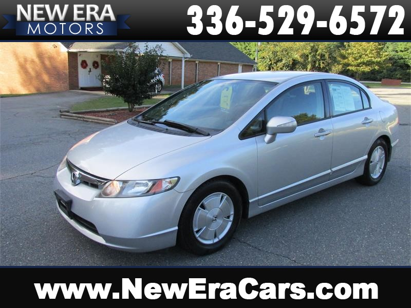 2006 Honda Civic Hybrid Cheap! Great MPGS! Winston Salem NC