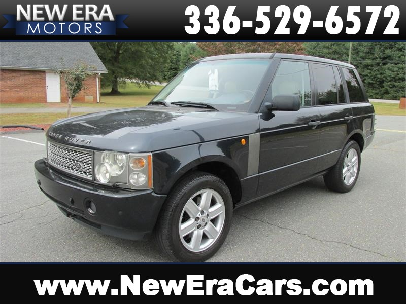 2003 Land Rover Range Rover HSE Leather! 4WD! Winston Salem NC