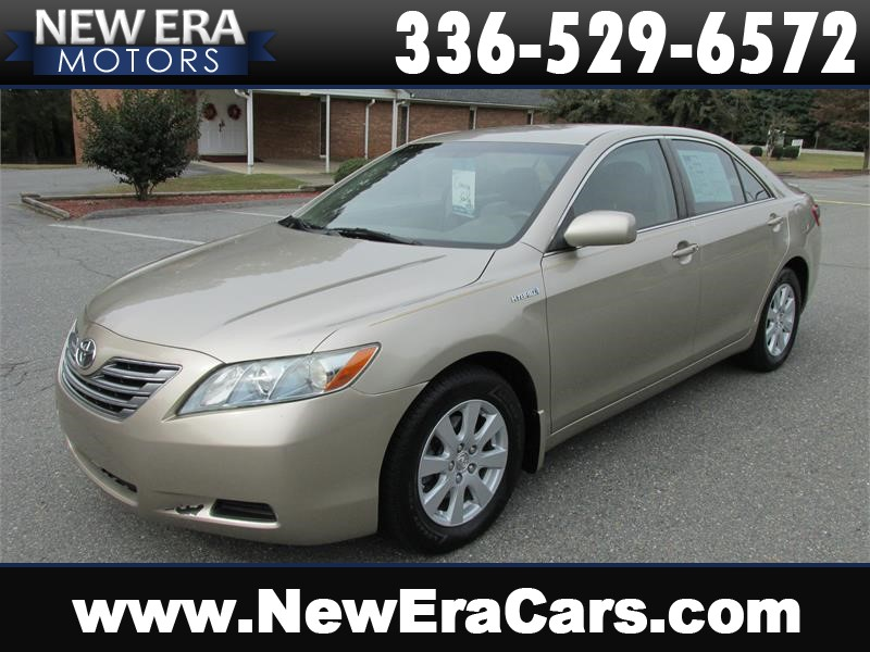 2007 Toyota Camry Hybrid Leather! Cheap! for sale by dealer