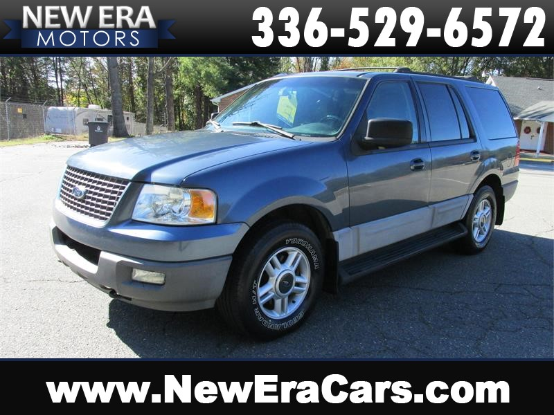 2003 Ford Expedition XLT 4x4! 3rd Row! Winston Salem NC