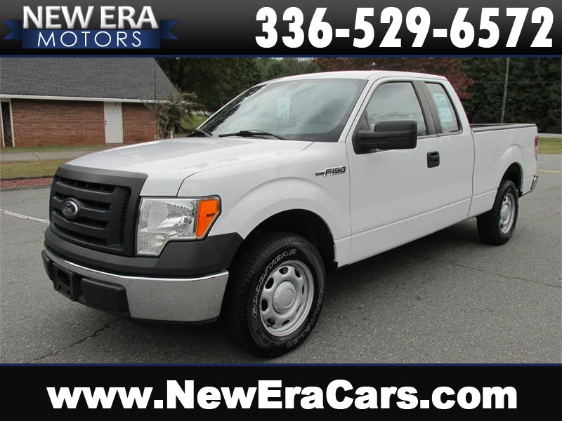 2011 Ford F-150 XLT SuperCab CHEAP! NICE! Winston Salem NC