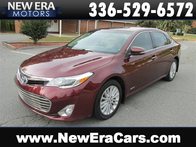 2013 Toyota Avalon Hybrid XLE Touring LEATHER! NICE! Winston Salem NC