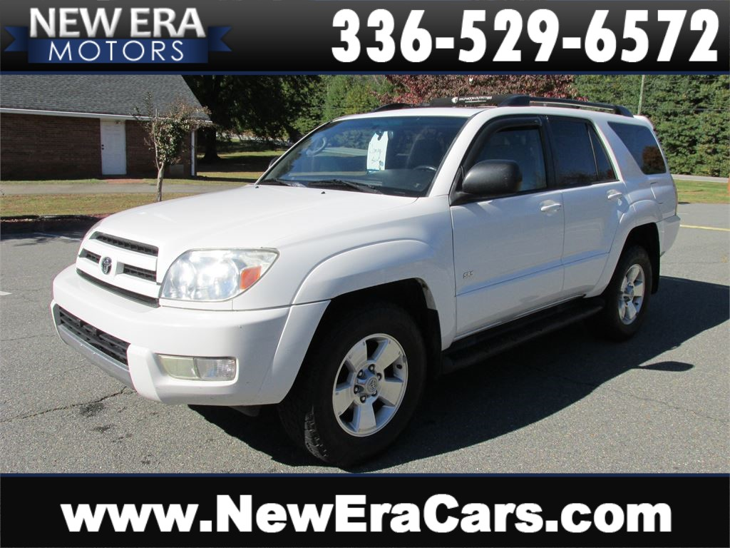 2004 Toyota 4Runner Sport Edition Coming Soon! Winston Salem NC