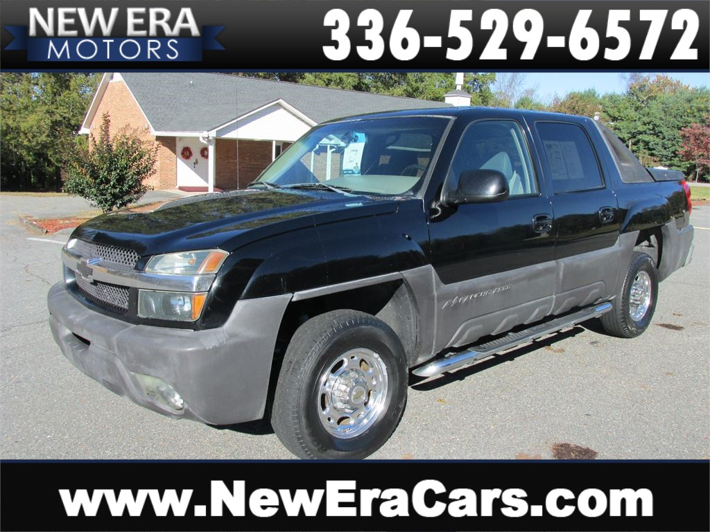 2003 Chevrolet Avalanche 2500 8.1!! Cheap! Nice! Winston Salem NC