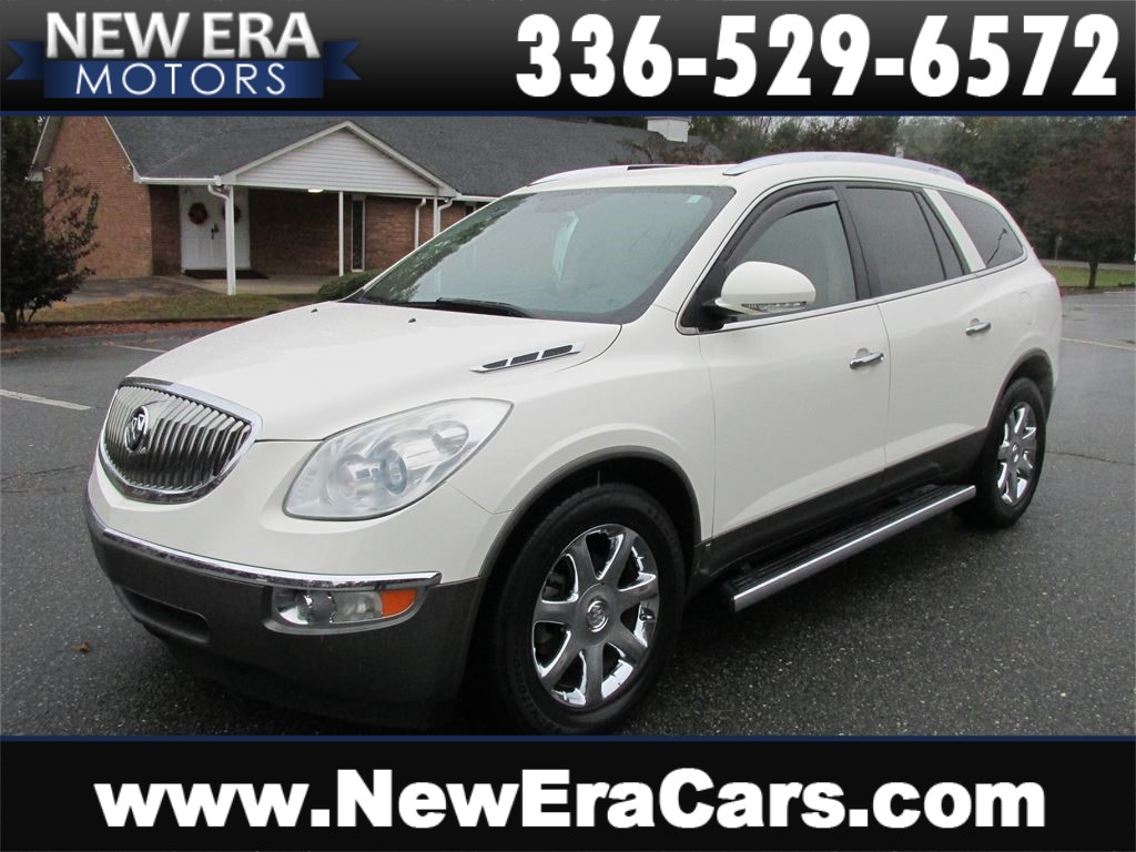 Buick Enclave CXL Nav! 3rd Row! Leather! in Winston Salem