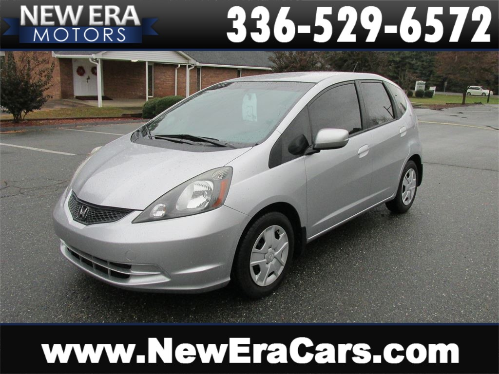 2013 Honda Fit 5-Speed LOW MILES! CHEAP! Winston Salem NC