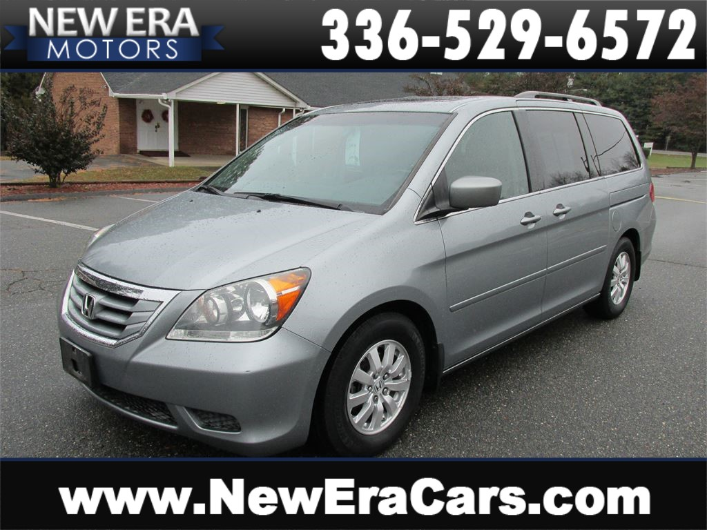 2008 Honda Odyssey EX-L w/ DVD Leather! Nice! for sale by dealer