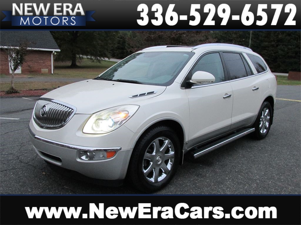 Buick Enclave CXL NAV! Leather! 3rd Row! in Winston Salem