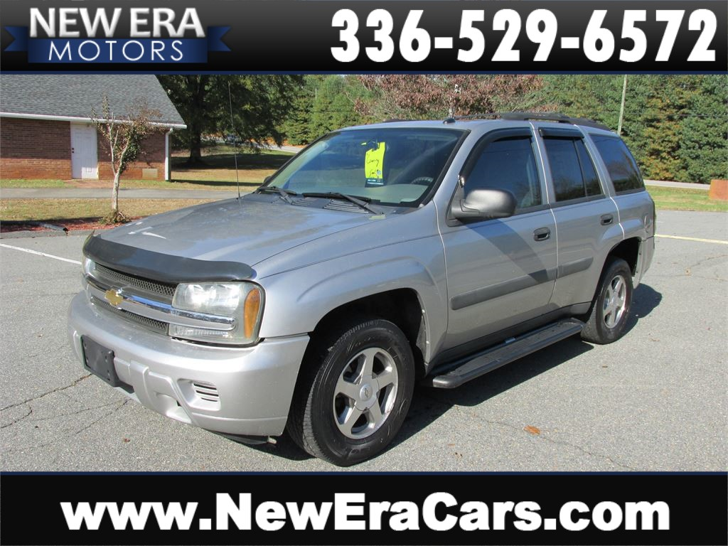 2005 Chevrolet TrailBlazer LS Cheap! Nice! for sale by dealer
