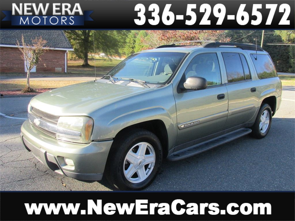 2003 Chevrolet TrailBlazer EXT LS 3rd Row! Cheap! Winston Salem NC