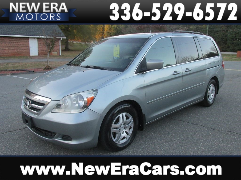 2007 Honda Odyssey EX-L w/ DVD Cheap! for sale by dealer