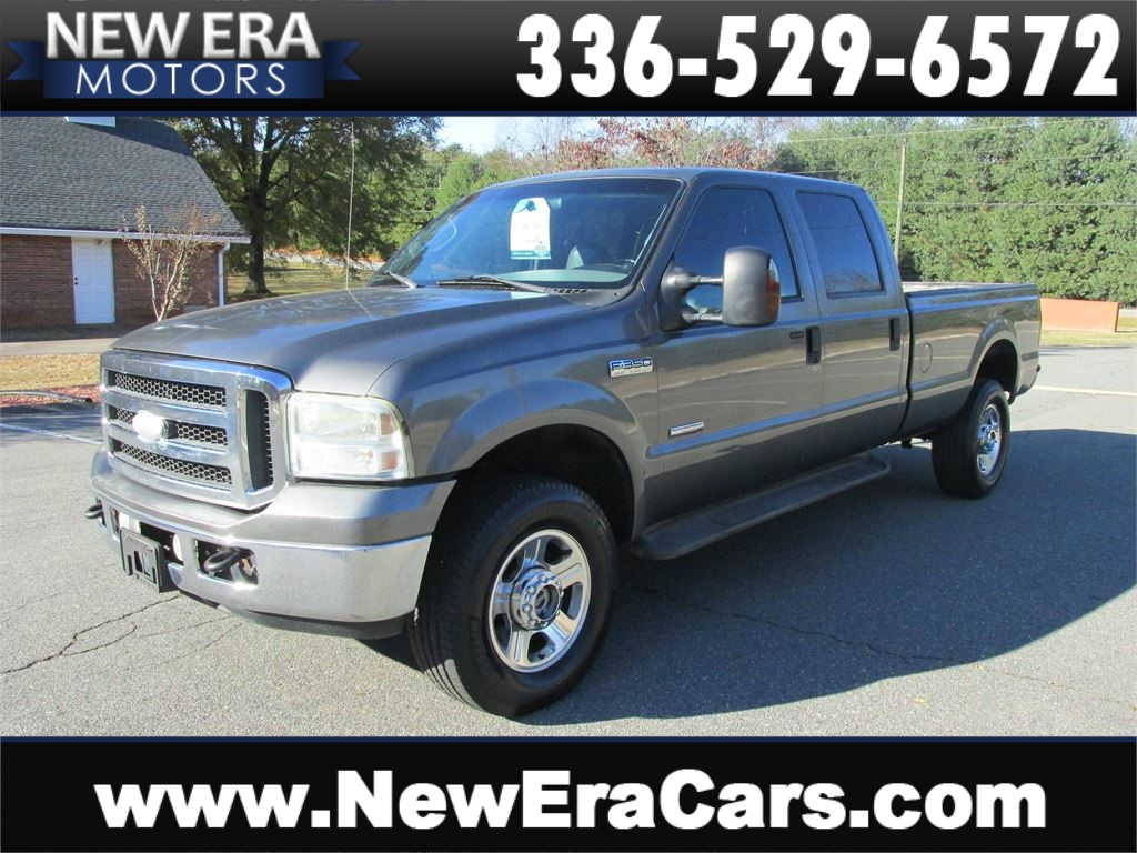 2005 Ford F-350 SD Lariat Crew Cab 4WD Coming Soon Winston Salem NC