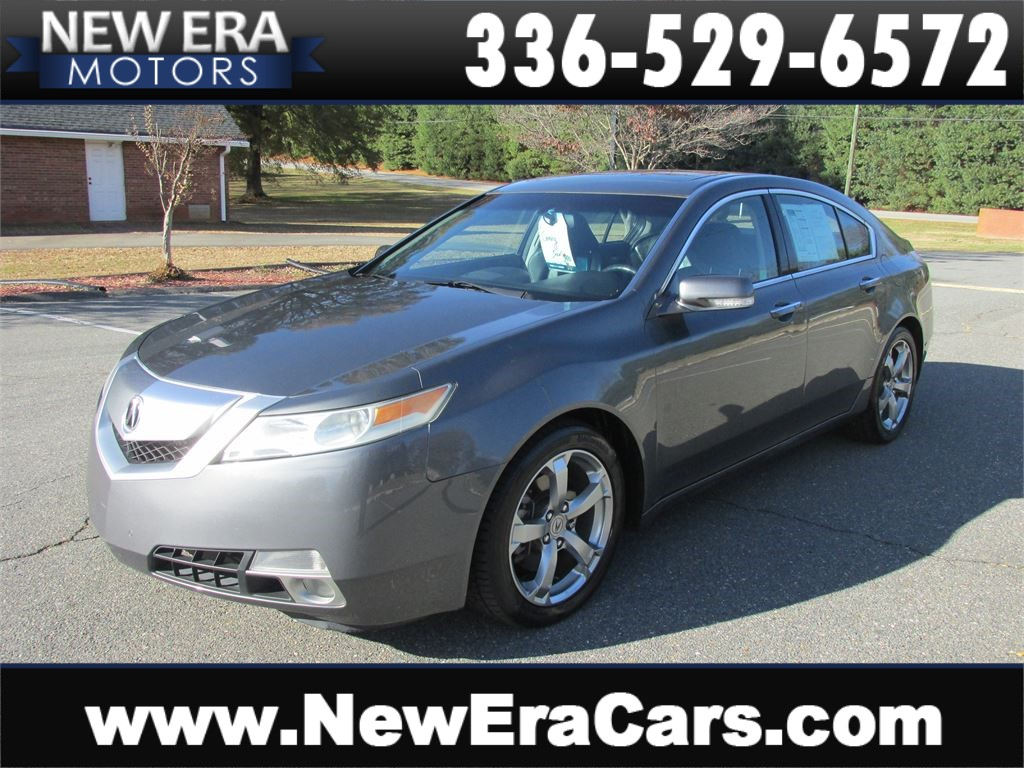 Acura TL AWD TECH PKG COMING SOON! in Winston Salem