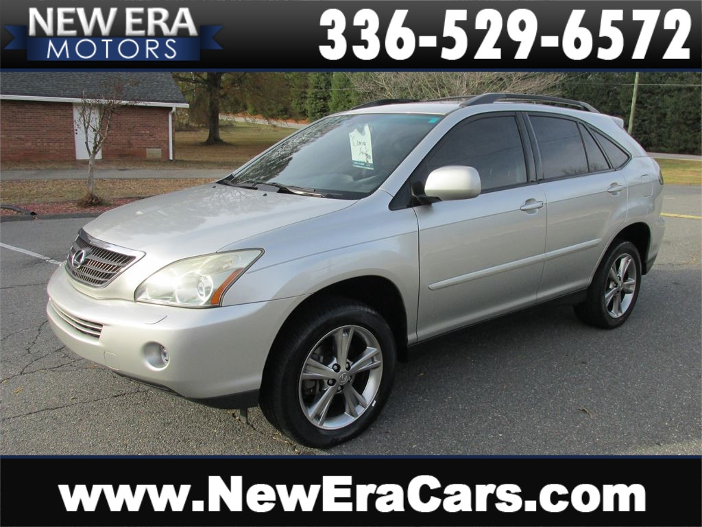 2006 Lexus RX 400h Leather! Nice! Winston Salem NC