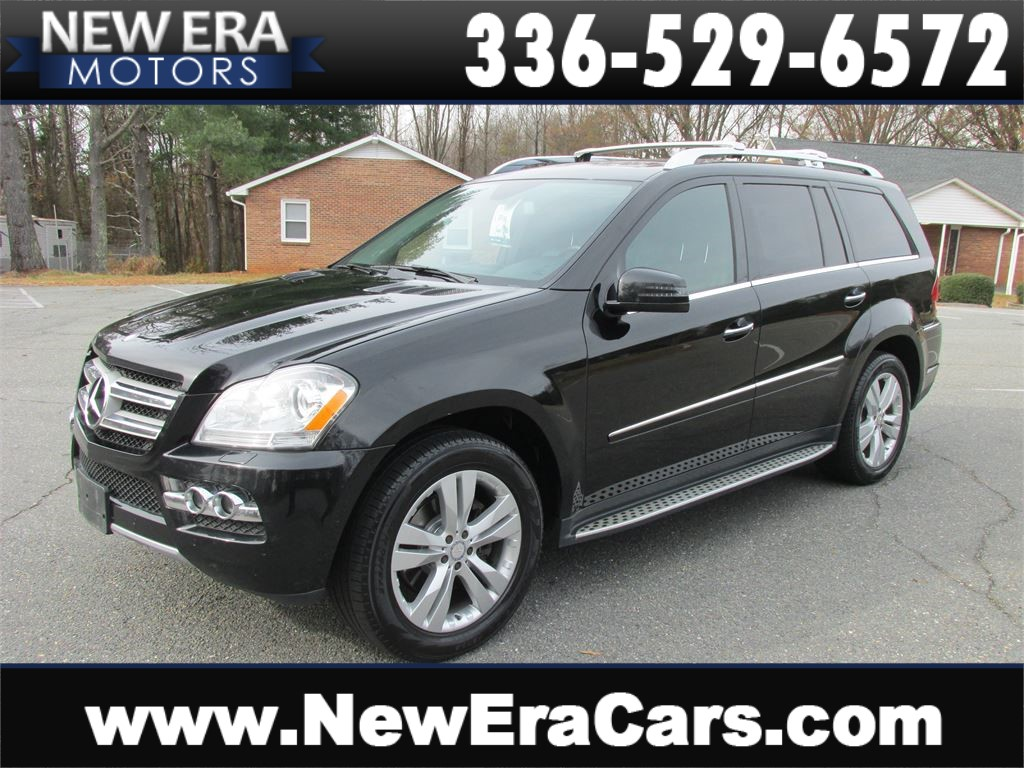 2011 Mercedes-Benz GL-Class GL450 4MATIC Coming Soon! Winston Salem NC