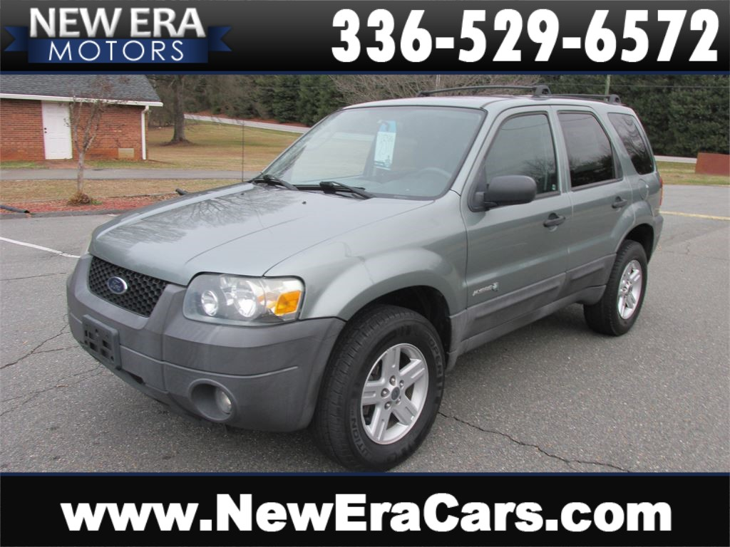 2005 Ford Escape Hybrid Cheap! for sale by dealer