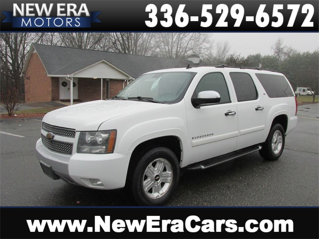 2008 Chevrolet Suburban Z71 1500 4WD Leather!  Winston Salem NC